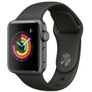 Apple Watch Series 3智能手表(GPS+蜂窝网络款 运动型表带 )
