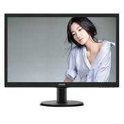 【行货保证】飞利浦243V5QSW 24英寸广视角电脑液晶显示器高清屏