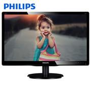 飞利浦220V4LSB 标准22英寸LED宽屏电脑液晶显示器16:10 壁挂