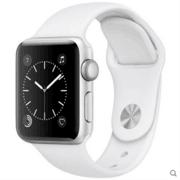 【apple授权专卖】WATCH SerieS2 38mm(NW2)银配白42mm(PJ2)银配白