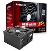 航嘉 多核WD500电脑电源台式机电源额定500W 电脑主机箱电源