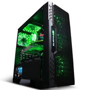 甲骨龙晶彩i5 7400/GTX1050-2G独显/DIY游戏组装台式电脑