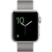 【apple授权专卖】WATCH SerieS2 38mm(NX2)银珍珠尼龙