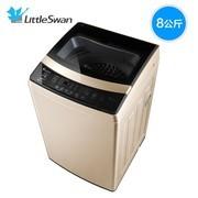 小天鹅(LittleSwan) TB80V80WDCLG8公斤水魔方智能变频波轮洗衣机