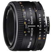 尼康(Nikon) AF Nikkor 50mmf/1.8D 标准定焦镜头 专业级别单反镜头
