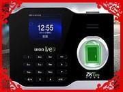 中控智慧(ZKTeco)U100 TFT网络专业型指纹考勤机(彩屏机)