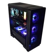 甲骨龙AMD锐龙R5 3500X/RX580 8G独显8G内存 DIY电脑主机台式组装电脑