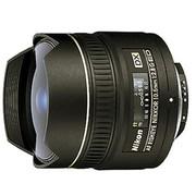 尼康(Nikon) AF DX 10.5mm f/2.8G ED 自动对焦 鱼眼镜头