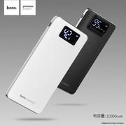 浩酷 UPB05-10000液显移动电源 手机通用电源液晶LCD显示快充