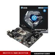 影驰 B250M-M.2 台式电脑游戏主板 支持高速M.2固态硬盘接口