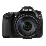 佳能(Canon)EOS 80D(EF-S 18-200mm f/3.5-5.6 IS)防抖镜头