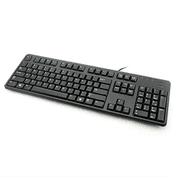 Dell/戴尔 键盘 有线键盘 电脑键盘 台式KB212有线千亿国际娱乐唯一登录入口游戏键盘