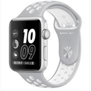 【apple授权专卖】WATCH SerieS2 42mm(NT2)银搭冷银配白