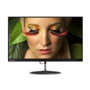 """联想 ThinkVision X24 23.8英寸IPS 薄到*的显示器【""""Z+""""认证 顺丰包邮 国内联保】"""