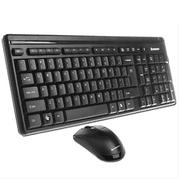 包邮 联想KM4905无线键鼠套装 USB千亿国际娱乐唯一登录入口台式机键鼠套装