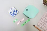 不易褪色更耐用:小标彩虹标签机体验