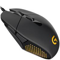 罗技G303游戏鼠标USB电脑竞技1680W色炫酷呼吸灯G302升级