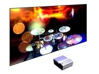 LG PH450UG-GL 超短焦便携家用投影仪 高清1080P微型蓝光3D家庭影院 小型投影机