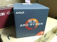 AMD Ryzen 7 1700盒装 8核16线程性能强 功耗低 翻身之作