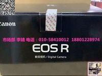 佳能 EOS R套机(RF 24-105mm F4 IS USM)