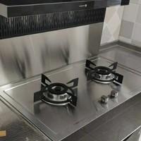 简单装修的家讲究实用,集成灶就是厨房的首选了!