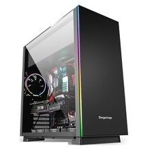 甲骨龙电脑主机 i7 8700 RTX 2080 8G 8G内存 240GB固态 DIY组装机 默认标配