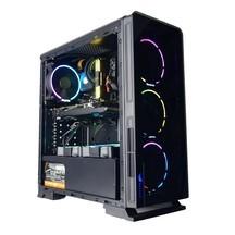 甲骨龙电脑主机 I7 8700升9700F GTX1660Ti 6GB独显 DIY组装机 默认标配