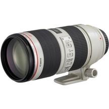 佳能 EF 70-200mm f/2.8L IS III USM 三代 新款中长焦镜头 白色