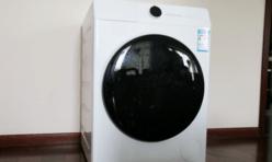 功能全面还会上网,米家互联网洗烘一体机