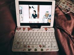买不起笔记本?iPad加蓝牙键盘也能办公