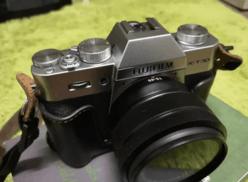 新微单新体验---富士X-T30