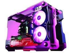 甲骨龙GL01 Intel九代i7 9700K RTX2070 8G独显256G M.2固态硬盘 标配
