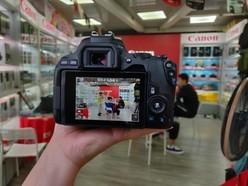 佳能EOS800D单反 随手便能拍出清晰鲜艳的照片