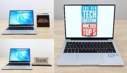 华为MateBook14 散热高效 噪音更小