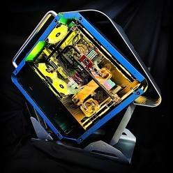 如何装一台炫酷的全机水冷!首选处理器是是9900k