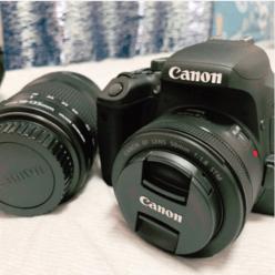 摄影小白入手相机--800D