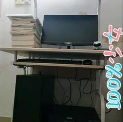 电脑小白DIY的第一台电脑,就当学习了