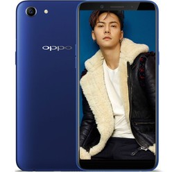 【顺丰包邮】OPPO A1 双卡双待全面屏拍照手机  全网通3G+32G 香槟金 行货32GB