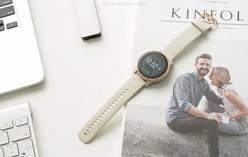 百搭时尚造型,专业运动能力,佳明Venu智能腕表