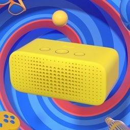 天猫精灵 方糖R智能音箱无线蓝牙音响音箱