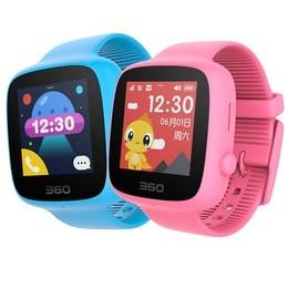 360儿童电话手表SE 2代 彩色触屏GPS定位儿童手机电话手表