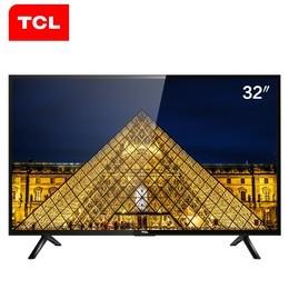TCL电视 L32F3301B 32英寸高清 蓝光护眼节能LED液晶电视
