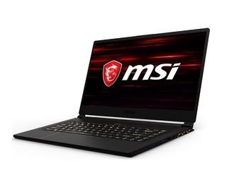 msi微星 绝影GS65 8SF-022CN RTX2070 8G独显 I7六核15.6英寸144HZ IPS超轻薄便携学生吃鸡游戏本电脑笔记本电脑