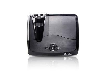 ZECO ES80 高清 家用 短焦投影机 1080p 3D微型投影机 北京九天 正品保障
