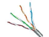 康普AMP安普网线219413-2超五类屏蔽网线 FTP无氧铜双绞线电脑线