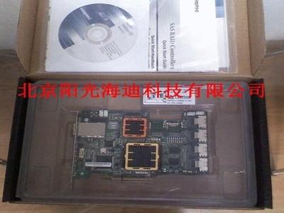 代理行货 雅德特/Adaptec SAS/SATA  RAID卡(51645)16口 可接16块SATA/SAS硬盘