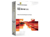 Microsoft SQL Server 2005 标准版 15用户(64位)