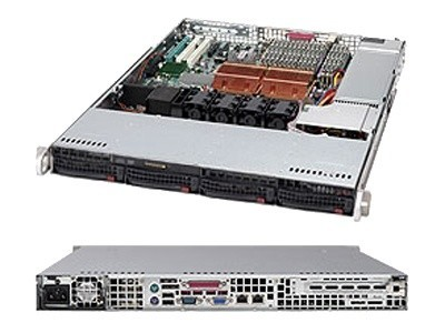 超微 SC815TQ-720CB