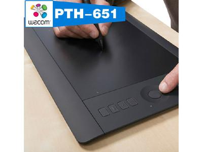 Wacom 数位板 影拓 PTH-651/KO-F Intuos5 Pro 手绘板电脑绘画板
