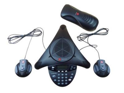 宝利通(POLYCOM)音频会议系统电话机SoundStation2 EX 扩展型
